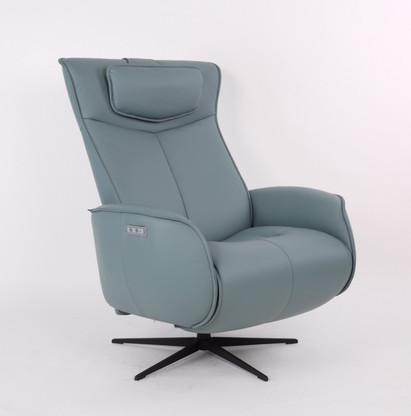 The New Fjords Axel Powered Swing Relaxer Is As Comfortable As It Is  Stylish.
