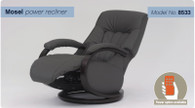 Mosel Powered Recliner by Himolla- Relaxation Redefined.