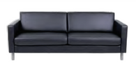 Fjords proves that something beautiful can still be comfortable with the Fjords Nordic 3.5 Seater Sofa!
