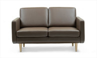 The Leo 2-Seat Sofa is perfect for any size room!