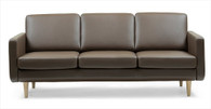 The Leo 3-Seat Trio Sofa is perfect for either Large or Small Rooms.