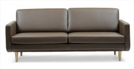 The Leo Sofa is beautiful and comfortable at the same time!
