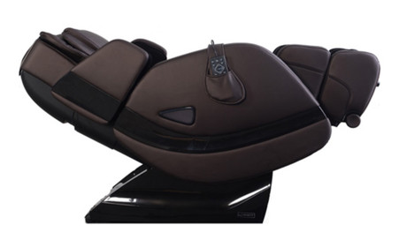 The Infinity Escape Massage Chair is reclined and ready to relax you.