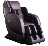 Infinity Escape Massage Chair- Black. Also available in Brown and Taupe.
