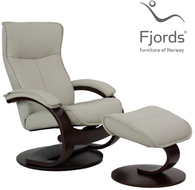 Introducing the beautiful Fjords Senator C Base Recliner!
