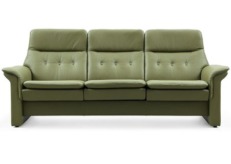 The Stressless Saga sofa would be a beautiful addition to any home!