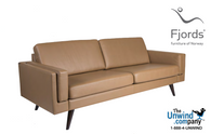 The Fjords NordicSofa 3-Seat Duo is beautifully designed for comfort!