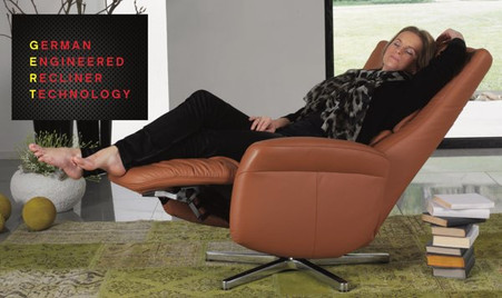 Himolla Gert- German-Engineered Recliner Technology