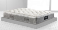 The Dolce Vita Comfort Deluxe Dual 12 mattress- Designed for the Good Life (and a great nights sleep) from Magniflex of Italy.
