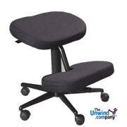 Jobri Deluxe Kneeling Chair- Great for Your Back - Ships Fast & Free