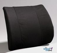 """Jobri Deluxe Lumbar Memory Foam Cushion- 15"""" x 13"""""""