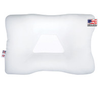 Sleep better with a Tri-Core Standard Support Pillow from Unwind.