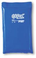 Blue Vinyl ColPaC - Half Size - Convenient 7.5  x 11 inch size