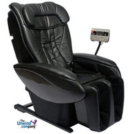 Panasonic Real Pro Elite Massage Lounger with Body Scan Technology, Model EP3222KU -Black - Closeout