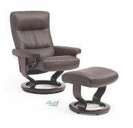 Enjoy In-Home Delivery on Stressless Atlantic at Unwind