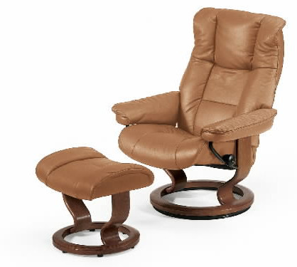 Stressless Mayfair Small Classic Base Recliner Image