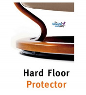 Stressless Hard Floor Protector- Helps keep your floor from being scraped or scuffed by your Stressless chair.