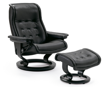 Ekornes Stressless Royal is a traditional styled Stressless chair  sc 1 st  Unwind.com & Ekornes Stressless Royal Recliners u0026 Chairs | Sold Out islam-shia.org