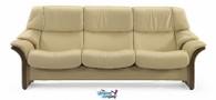 Ekornes Stressless Granada High-Back- 3 Seat Sofa