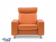 Ekornes Stressless Space Large High-Back Chair- Ships Free