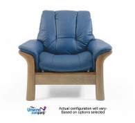 Ekornes Stressless Windsor Low-Back Chair - Paloma Special