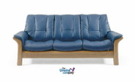 Ekornes Stressless Windsor Low-Back - 3 Seat Sofa
