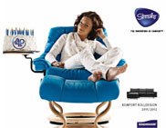 Ekornes Stressless Catalogs- Get one for free!