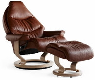 Stressless Voyager takes comfort to the next level