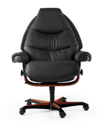 Ekornes Stressless Voyager Office Chair- Ships Free with White Glove Delivery (a free option) at Unwind.com