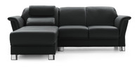 Black Paloma shown on Stressless E40.