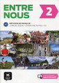 Entre Nous 2 Methode de Francais - Livre Eleve + Cahier + 2CD