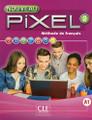 Nouveau Pixel 2 Livre Eleve A1 with DVD-rom