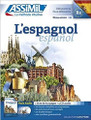 L'espagnol - Super pack (book + 4cd)