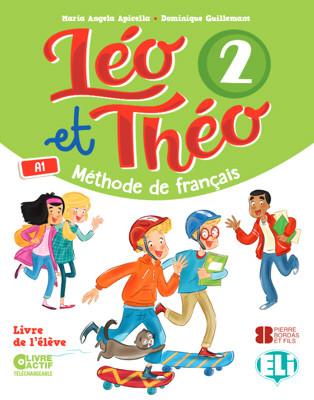 Leo Et Theo 2 Livre Eleve A1 Methode De Francais