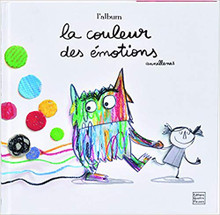 Couleur des emotions (La): Hardcover - 46 pages - 12 x 0.6 x 9 inches Author: Annes Llenas Published by: Quatre fleuves 2017 ISBN-13: 9791026401667 Section: French children's book 1 To 4 Years