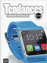 Tendances Methode de Francais C1C2 with DVD-Rom audio et video (livre eleve) - 8.4 x 0.4 x 11.3 inches - 208 pages Author: Denis Liakin - Natallia Liakina - Gabriel Michaud - Fabien Olivry Published by:  Cle International (2019) ISBN-13:  9782090385373 Section: French Language learning textbooks