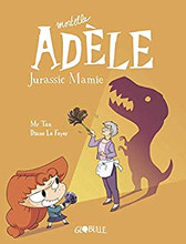 Mortelle Adele T16: Big Bisous Baveux: 77 pages - 8 x 6.3 x 0.5 inches Author: Mr Tan et Diane le Feyer Published by: Globulle (2019) ISBN-13: 9791027603602 Section: French Comic Books