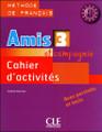 Amis et compagnie et Zoe 3.  Cahier d'activites - A2/B1