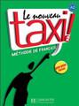 Le nouveau TAXI ! Niveau 2  Livre eleve + DVD-Rom (A2)