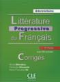 Litterature progressive du francais -  Niveau Intermediaire avec 650 activites - 2eme edition - CORRIGES