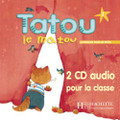 Tatou le matou niveau 2 - CD audio Class