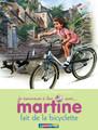 Je commence a lire avec...Martine fait de la bicyclette
