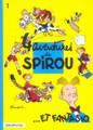 Spirou et Fantasio, tome 1 : 4 aventures de Spirou... et Fantasio