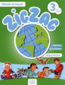 ZigZag 3. Methode de francais Eleve with audio CD A2.1