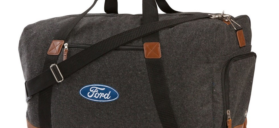 Ford Oval Field Duffle Bag