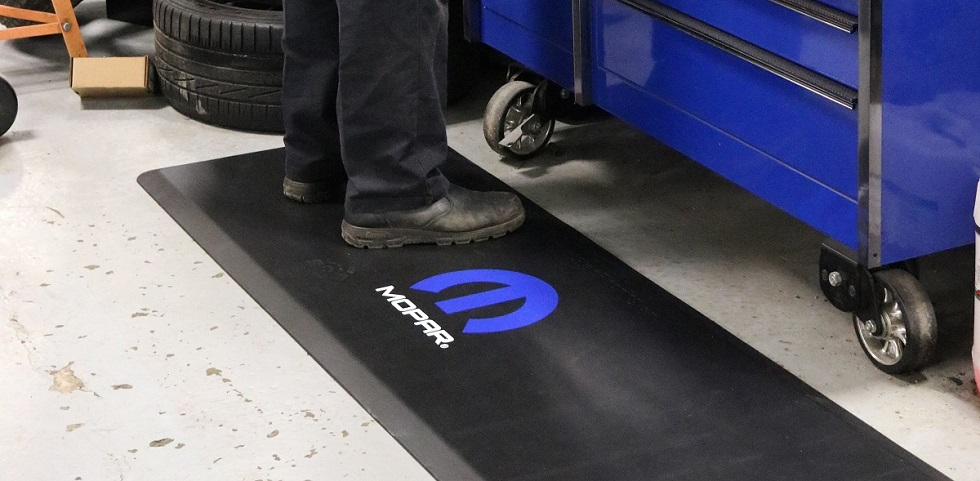 Anti-Fatigue Mopar Work Mat