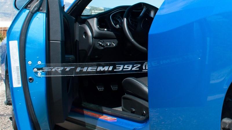 """Dodge 24"""" Acrylic Door Props"""