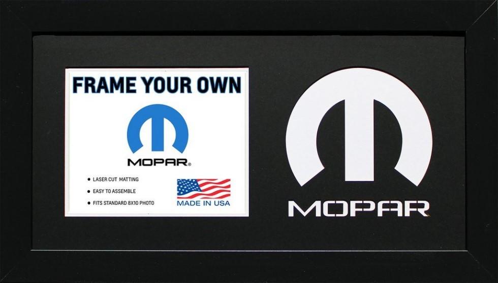 Mopar Omega M Framed Picture