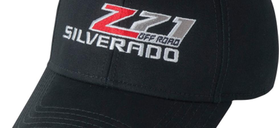 Chevy Silverado Z71 Black Hat