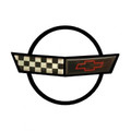 Corvette Metal Sign